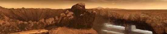 Virgle, tutti su Marte