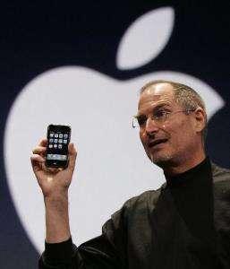 Steve Jobs - Apple vende più di tutti