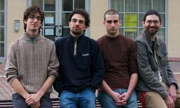 Stefano Aru, Leonardo Fiorini, Luca Bartoletti, Antonio Malara detto Willy: i protagonisti di 36hoursdeveloping