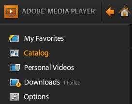 Il nuovo player Adobe