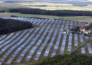 Germania, energia solare
