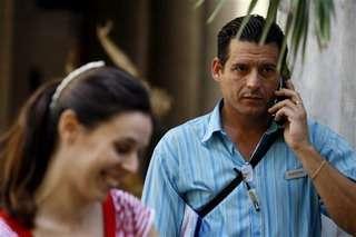 Telefonini a Cuba
