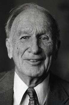 Il professor Edward N. Lorenz