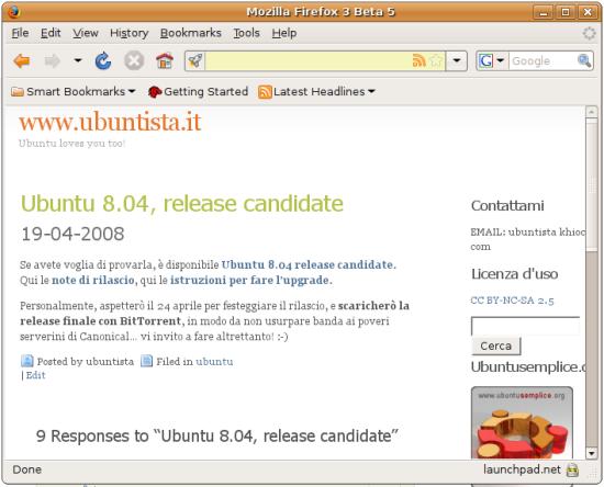 Con Firefox