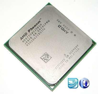Phenom X3 8750