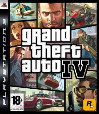 GTA IV per PS£