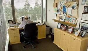 gli uffici di Steve Ballmer