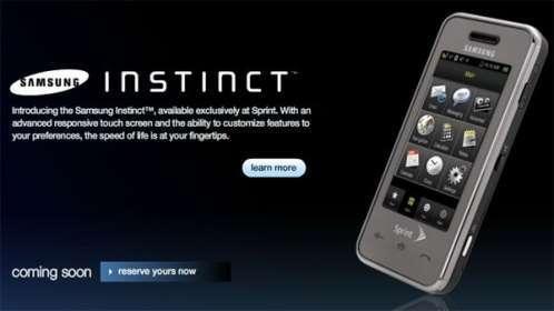 Il nuovo cellulare di Samsung ispirato al melafonino
