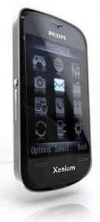 Philips Xenium X800 e2e, il profilo