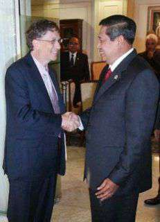 Gates e il Presidente