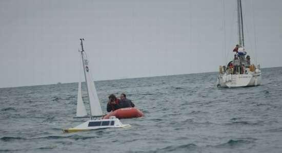 una roboat