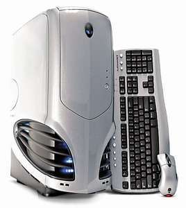 Un pc Alienware