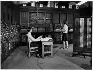 Burks e ENIAC