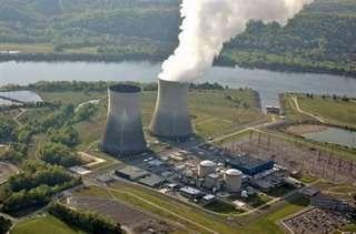 Un impianto nucleare della TVA