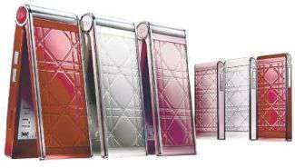 L'aspetto del nuovo cellulare di Dior