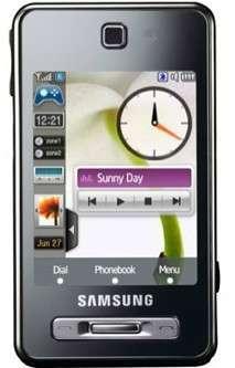 Il cellulare Samsung F-480