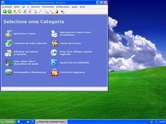 Una schermata di Famelix
