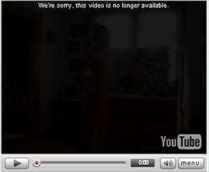 Video rimosso