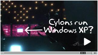 Un frammento del video pubblicato da Gizmodo