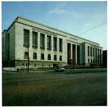 il palazzo della Procura