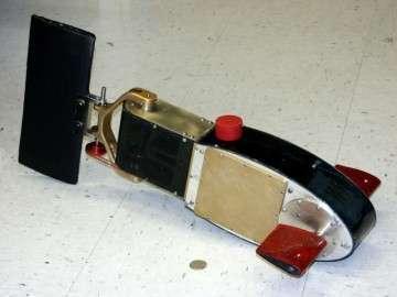 Un prototipo di robo-pesce