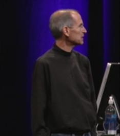 Steve Jobs al WWDC08