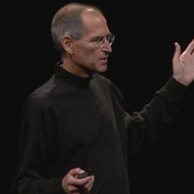 Jobs al WWDC 2008