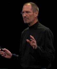 Steve Jobs al Macworld 2008