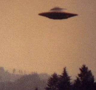 un ufo?