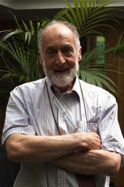 Il professor Robin Milner