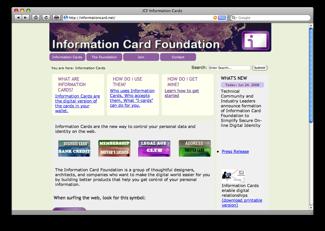 Il sito di ICF