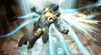 L'arcangelo Tyrael in Diablo III