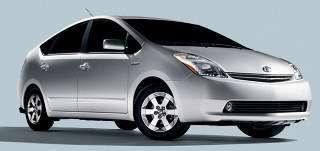 un veicolo Toyota