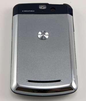 Il posteriore del Motorola Napoleon