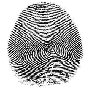 una impronta