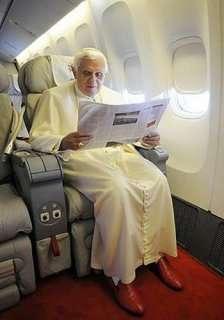 letture del santo padre