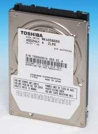 HDD, Toshiba mette 400 GB su due piatti