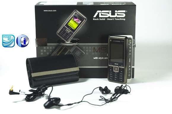 Asus M930: stile e connettività