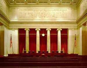 la sede della Corte Suprema