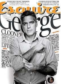 una copertina del magazine