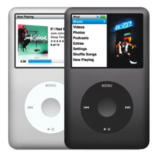 Il rinnovato iPod Classic