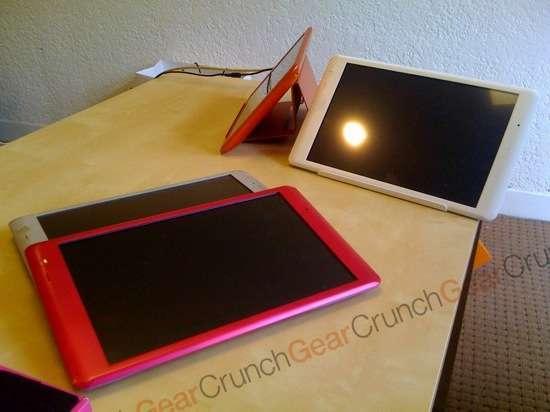 Il nuovo prototipo del CrunchPad