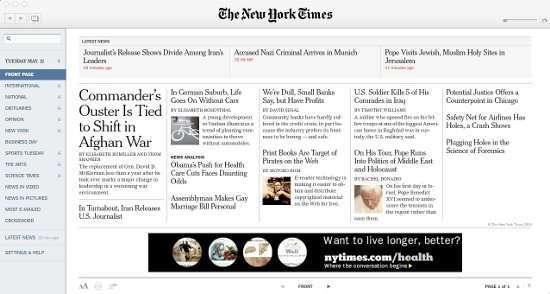 Times Reader