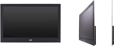 JVC svela il televisore LCD più sottile