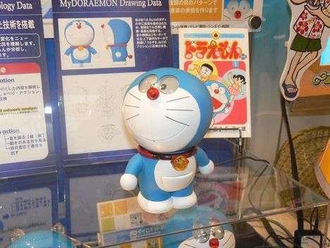 il robot di Doraemon