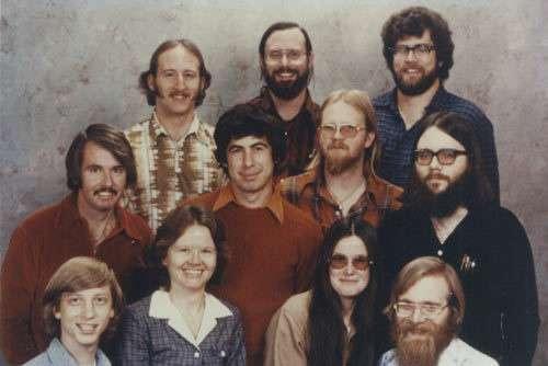 Il gruppo di Albuquerque, 1978