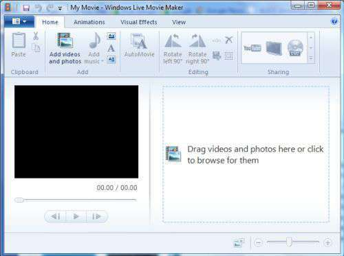Windows Movie Maker è Live