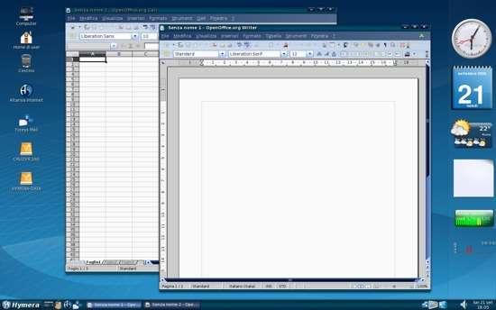 Hymera: OpenOffice.org