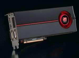 ATI Radeon HD 5870 - On Black