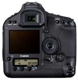 Canon EOS-1D Mark IV